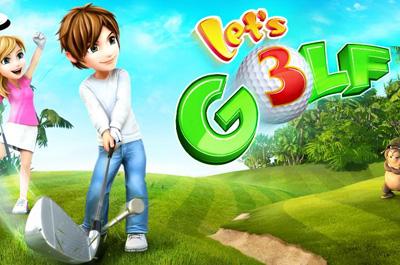 Lets Golf 3 Teaser