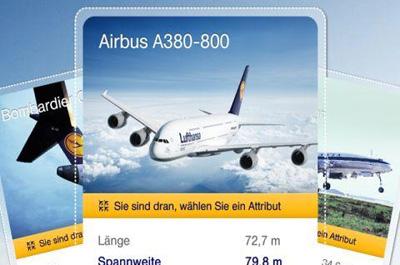 Lufthansa Quartett Teaser
