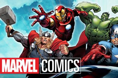 Marvel Comics Teaser