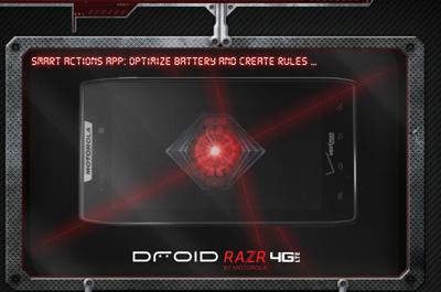 Motorola RAZR Teaser