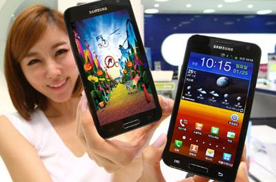 Samsung Galaxy S 2 HD LTE Teaser