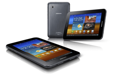 Samsung Galaxy Tab 7.0 Teaser