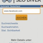 SEO DIVER - Android SEO Tool