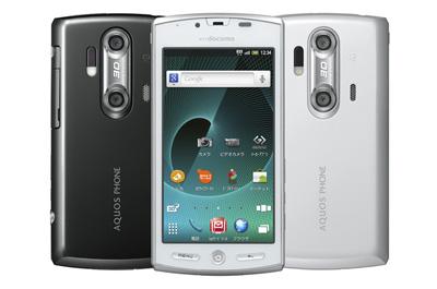 Sharp Aquos Phone Teaser