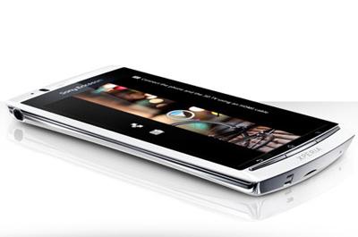 Sony Ericsson Xperia arc Teaser