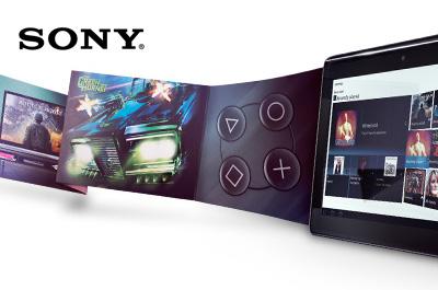 Sony Teaser