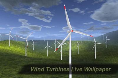 Wind Turbines 3D Free Teaser