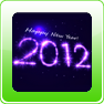 3D New Year Live Wallpaper