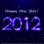 3D New Year Live Wallpaper