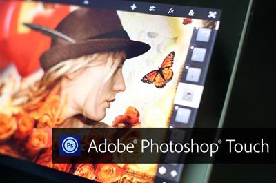 Adobe Photoshop Touch Teaser