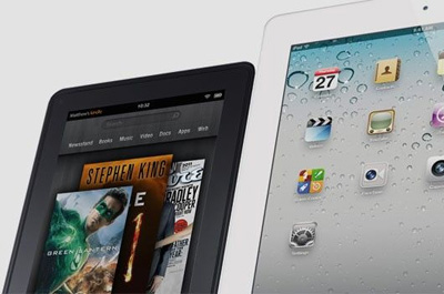 Amazon Kindle Fire & iPad Teaser