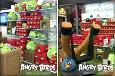 Angry Birds Store Teaser
