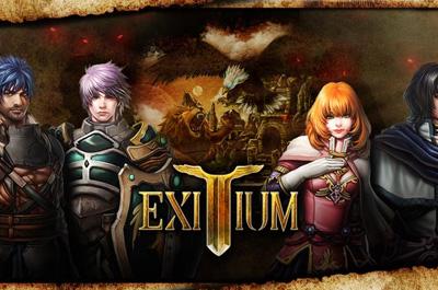Exitium: Saviors of Vardonia Teaser
