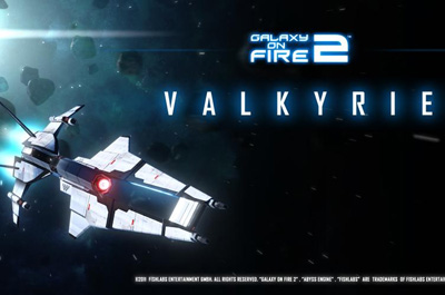 Galaxy on Fire 2 Teaser