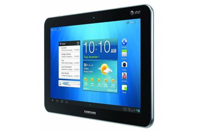 Samsung Galaxy Tab 8.9 LTE Teaser