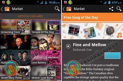 Google Music Store Teaser