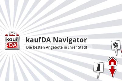 kaufDA Navigator Teaser