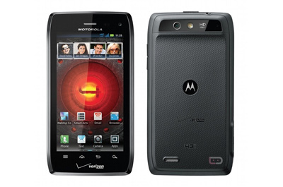 Motorola Milestone 4 Teaser