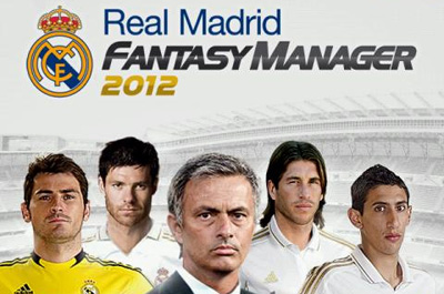 Real Madrid Fantasy Manager 12 Teaser