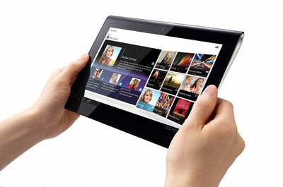 Sony Tablet S Teaser