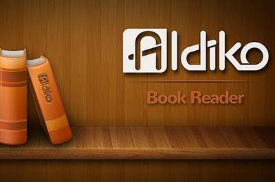 Aldiko Book Reader Teaser