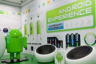 Androidland Teaser