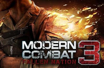 Modern Combat 3 Teaser