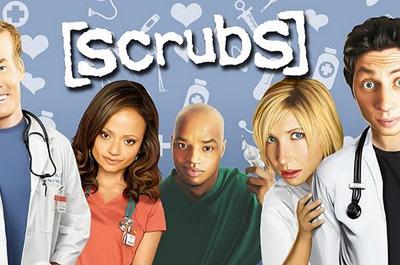 Scrubs Teaser