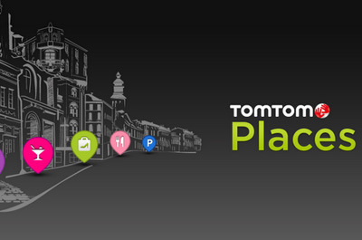 TomTom Places Teaser