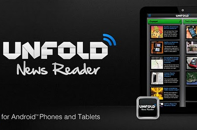 Unfold News Reader Teaser