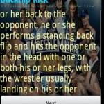 WWE Wrestling Moves