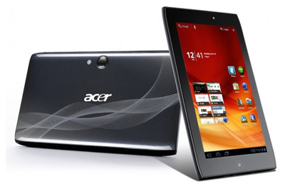 Acer Iconia Tab A100 Teaser