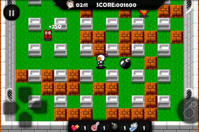 Bomberman Online Teaser