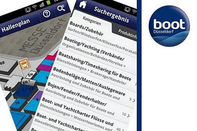 boot Düsseldorf App Teaser