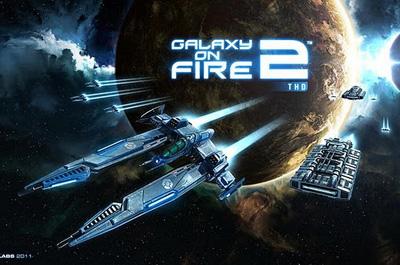 Galaxy on Fire 2 Teaser