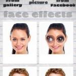 Gesicht Effekte