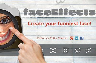 Gesicht Effekte Teaser