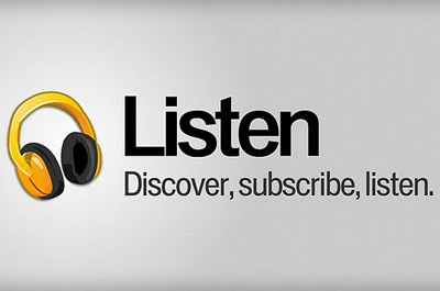 Google Listen Teaser