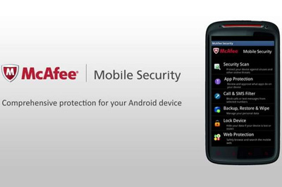 McAfee Mobile Security Teaser