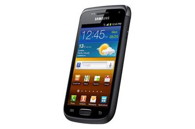 Samsung Galaxy W Teaser