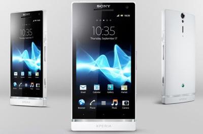 Sony Xperia S Teaser