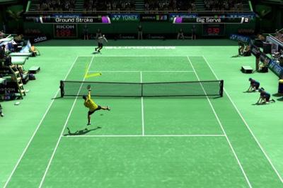 Virtua Tennis Challenge Teaser