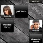 xPhone - Photo Contact Dialer