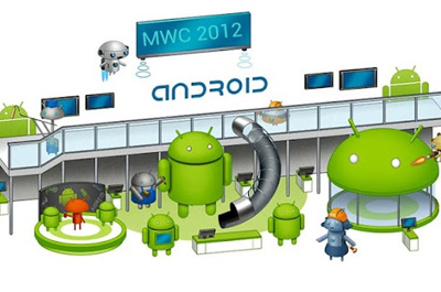 Android MWC Teaser