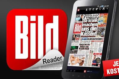 BILD Reader für Tablet Teaser