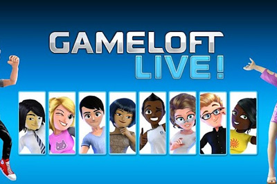 Gameloft LIVE! Teaser