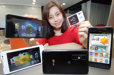 LG Optimus 3D Max Teaser