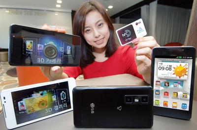 LG Optimus 3D Max Teaser
