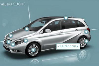 Mercedes-Benz B-Klasse Guide Teaser
