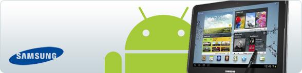 Samsung Galaxy Note 10.1 Test